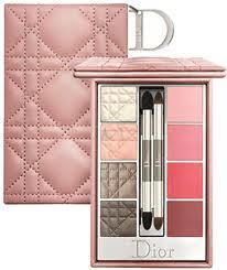 Christian Dior DIOR Rose Collection Eyes and Lips Palette
