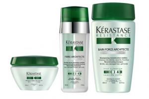 Kerastase Bain de Force  SET